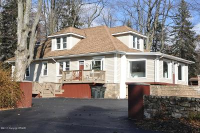 Mount Pocono Multi Family Home For Sale: 14 & 16 Knob Road