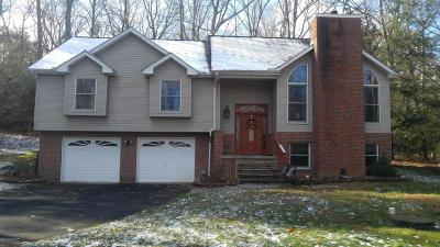 Stroudsburg Single Family Home For Sale: 1530 Wooded Acres
