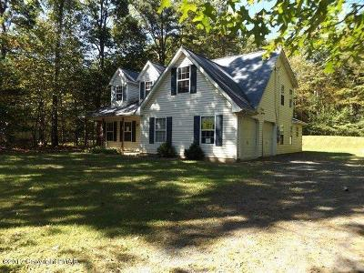 Kunkletown Single Family Home For Sale: 242 Hawthorn Ln