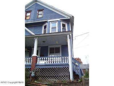 Lehigh County, Northampton County Single Family Home For Sale: 28 S 6th St