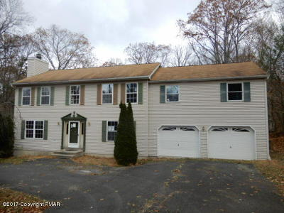 Single Family Home For Sale: 1266 Woodstock Dr