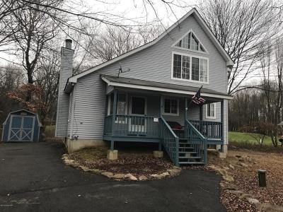 Blakeslee Single Family Home For Sale: 114 Thornberry Ln