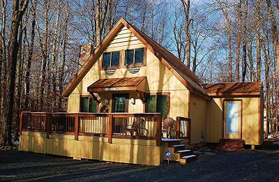 Pocono Pines Single Family Home For Sale: 1109 Deer Run