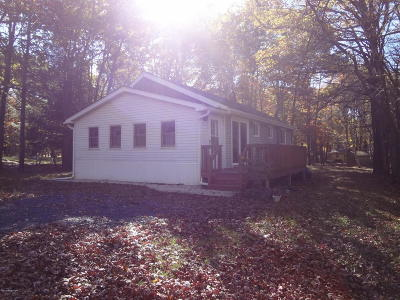 Albrightsville Single Family Home For Sale: 32 Fox Hill Rd