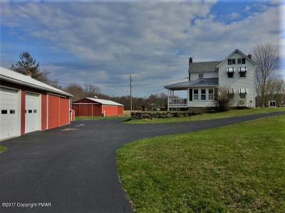Stroudsburg Farm For Sale: 631 Smith Hill Rd