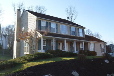 East Stroudsburg Single Family Home For Sale: 3150 Hollow Dr