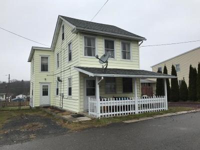 Jim Thorpe Single Family Home For Sale: 511 Oak St