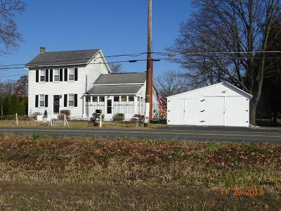 Lehigh County, Northampton County Single Family Home For Sale: 337 Ow Rd