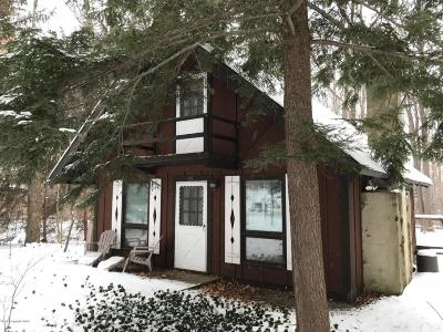 Pocono Pines PA Single Family Home For Sale: $99,000
