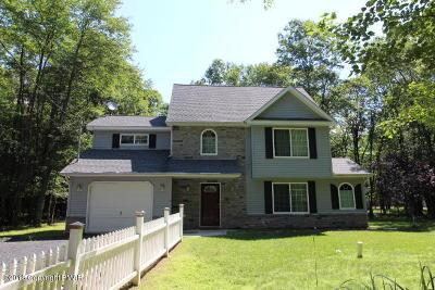 Albrightsville Single Family Home For Sale: 33 Sassafras Rd