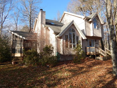 Pocono Pines PA Single Family Home For Sale: $249,000