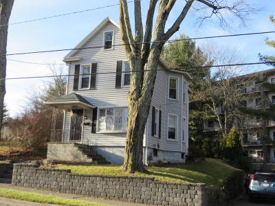 Stroudsburg Single Family Home For Sale: 1066 Dreher Ave
