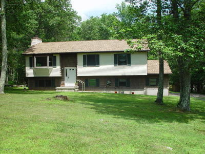 East Stroudsburg Single Family Home For Sale: 32 Lenape Dr