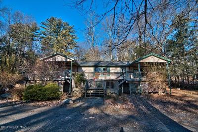 Stroudsburg Single Family Home For Sale: 1300 Kroucher Rd