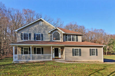 Single Family Home For Sale: 188 Woods Xing