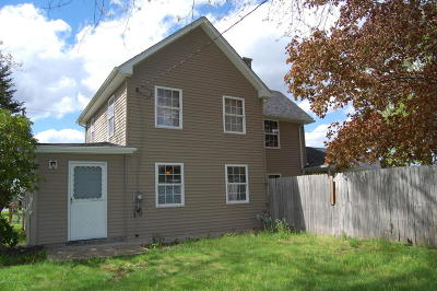East Stroudsburg Single Family Home For Sale: 476 King St