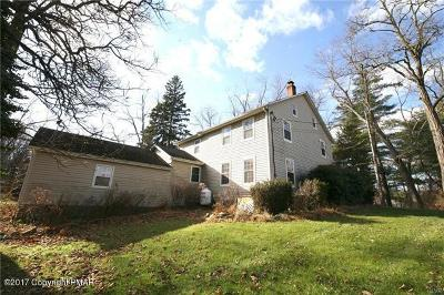East Stroudsburg Single Family Home For Sale: 2700 Wigwam Park Rd