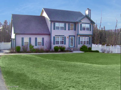 Single Family Home For Sale: 223 Chatham Hill Rd