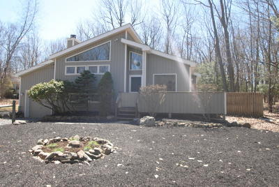 Long Pond Single Family Home For Sale: 112 Sycamore Ln