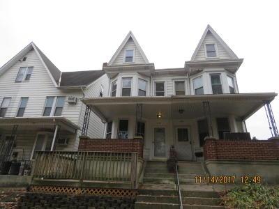 Lehigh County, Northampton County Single Family Home For Sale: 1432 Northampton St
