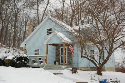 Stroudsburg Single Family Home For Sale: 3259 Turkey Hill Rd