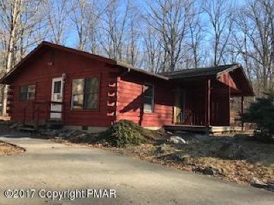 East Stroudsburg Single Family Home For Sale: 206 Sellersville Dr