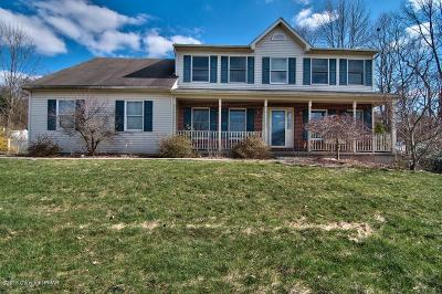 Stroudsburg Single Family Home For Sale: 1006 Primrose Ave