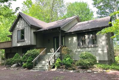 lake naomi, Timber Trails Single Family Home For Sale: 1306 Musket Path
