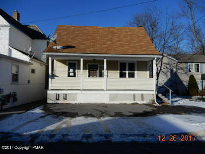 East Stroudsburg Single Family Home For Sale: 78 W Broad St