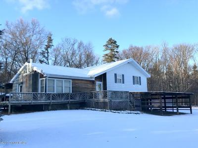 Canadensis Single Family Home For Sale: 114 Bobcat Ln