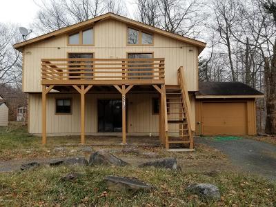Tobyhanna PA Single Family Home For Sale: $77,777