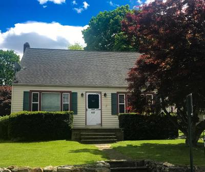 Lehigh County, Northampton County Single Family Home For Sale: 447 Blaine St