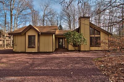 Pocono Pines Single Family Home For Sale: 2136 Oak Rd