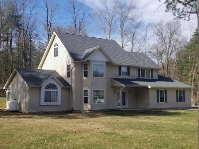 Blakeslee Single Family Home For Sale: 150 Birchwood Rd