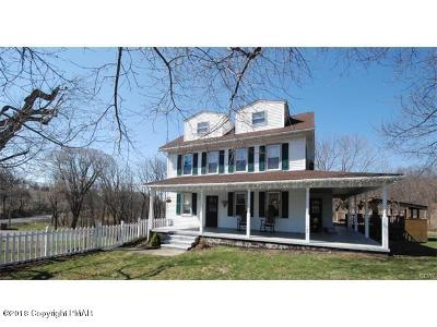 Lehigh County, Northampton County Single Family Home For Sale: 8756 Delaware Dr