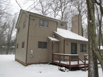 Albrightsville Single Family Home For Sale: 267 Towamensing Trail