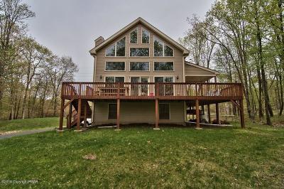 Albrightsville Single Family Home For Sale: 483 Kilmer Trl