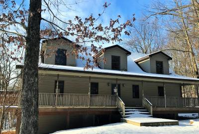 Single Family Home For Sale: 1411 Silver Maple Rd