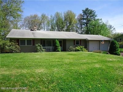 Jim Thorpe Single Family Home For Sale: 197 Bear Creek Lake Dr