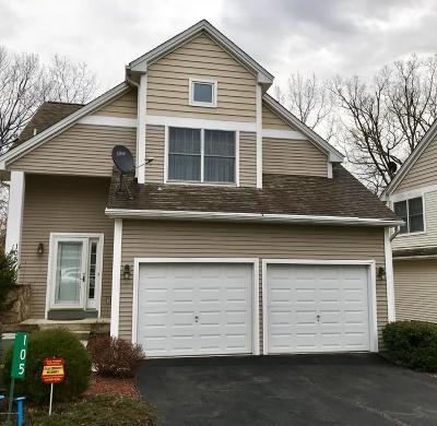 Country Club Of The Poconos Single Family Home For Sale: 105 Tamarack Ct.