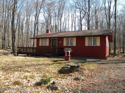 Gouldsboro Single Family Home For Sale: 80 Mountain Glen Dr