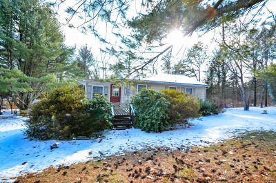 Stroudsburg Single Family Home For Sale: 427 Ridge Rd