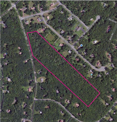 East Stroudsburg Residential Lots & Land For Sale: 1168 Marshalls Creek Rd