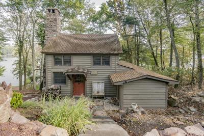 Lake Harmony Single Family Home For Sale: 198 South Lake Harmony Rd