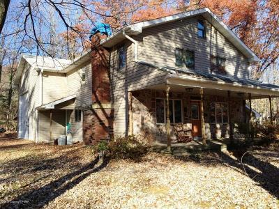 Single Family Home For Sale: 8672 Buck Ln
