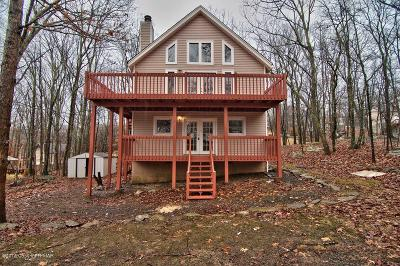East Stroudsburg Single Family Home For Sale: 3217 Woodchip Ln