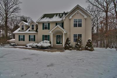 East Stroudsburg Single Family Home For Sale: 400 Sycamore Dr