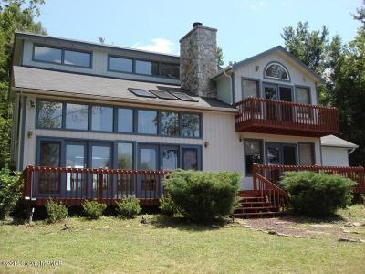 Pocono Lake Single Family Home For Sale: 118 Lidio Rd