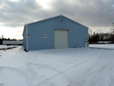 Blakeslee Commercial For Sale: 111 Harry James Ln