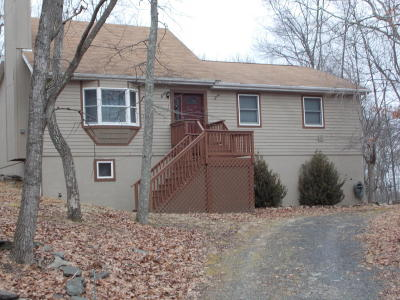 East Stroudsburg Single Family Home For Sale: 519 Lakeside Dr